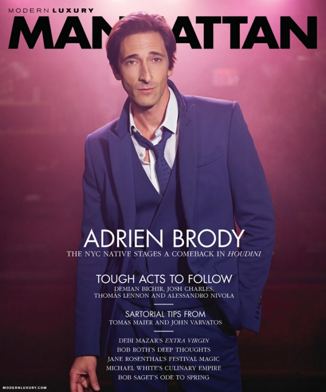 Brian Bowen Smith - Co... Adrien Brody